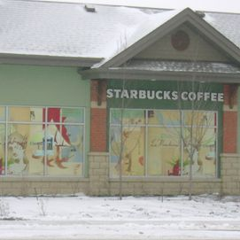 Starbucks - Custom Print